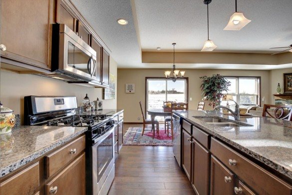 Pioneer Point Villas Kitchen