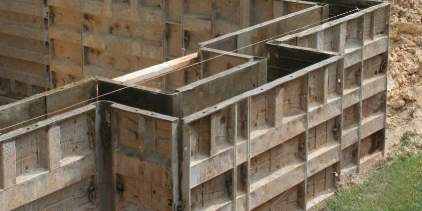 Poured concrete foundation vs block foundation for Poured concrete basement walls