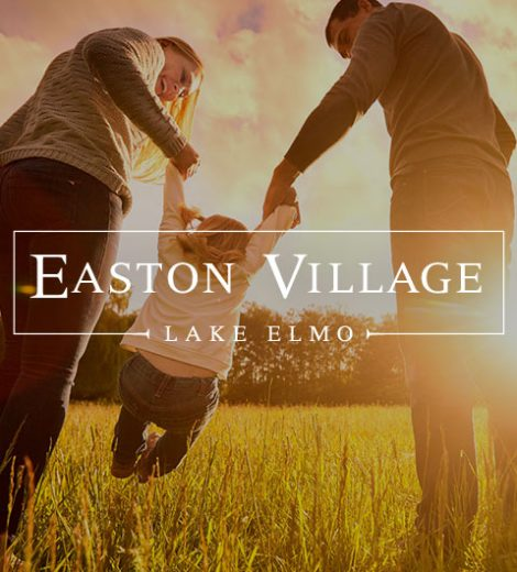 Live in Easton Village of Lake Elmo MN