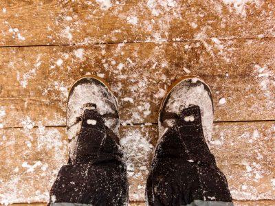 snowy-boot