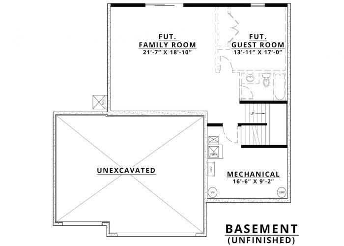 Monroe-Basement