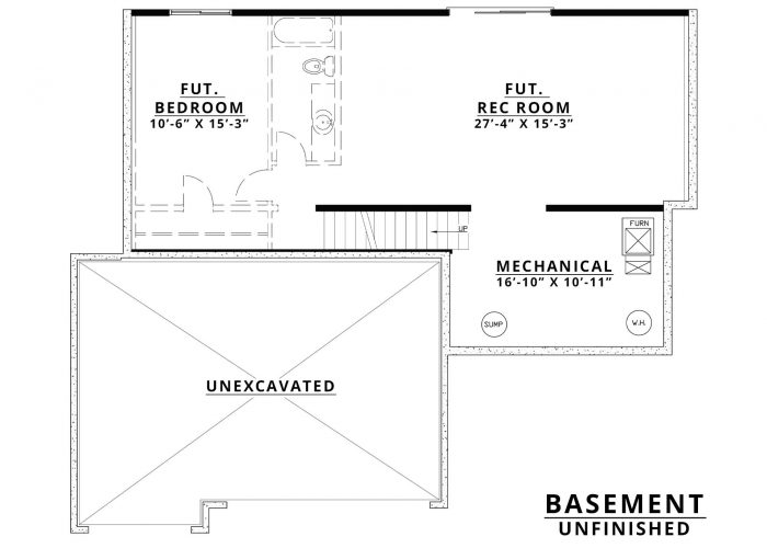 Washington-Basement