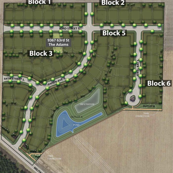 Parkview Pointe Map